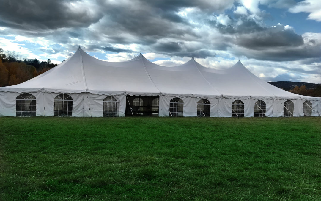 Your Guide to Event Tent Rental