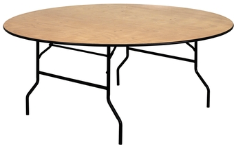 60″ Round Table