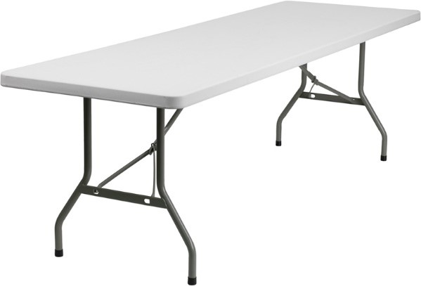6′ x 30″ Folding Rectangle Table